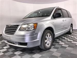 2008 Chrysler Grand Voyager LX RT Turbo