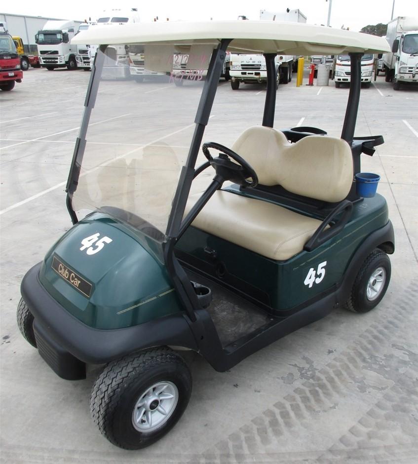 2012 Club Car Precedent i2 Excel Golf Cart with Trojan ...
