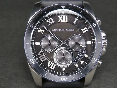 New exceptional Michael Kors 'Brecken' mens chronograph watch,