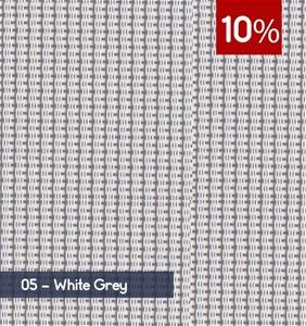 Premium 3m x 30m Roll of Blind - White G