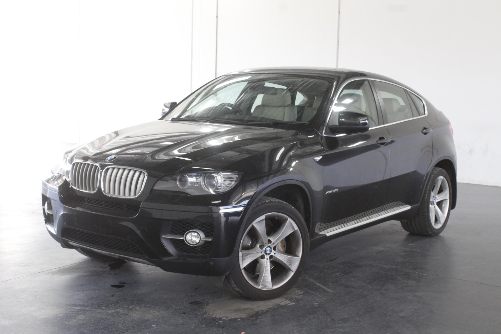 2009 BMW X6 xDrive 50i E71 LCI Automatic - 8 Speed Coupe