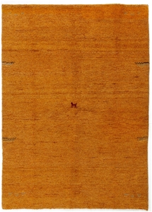 Hand Knotted Indian Gabbeh Rug - Extra T