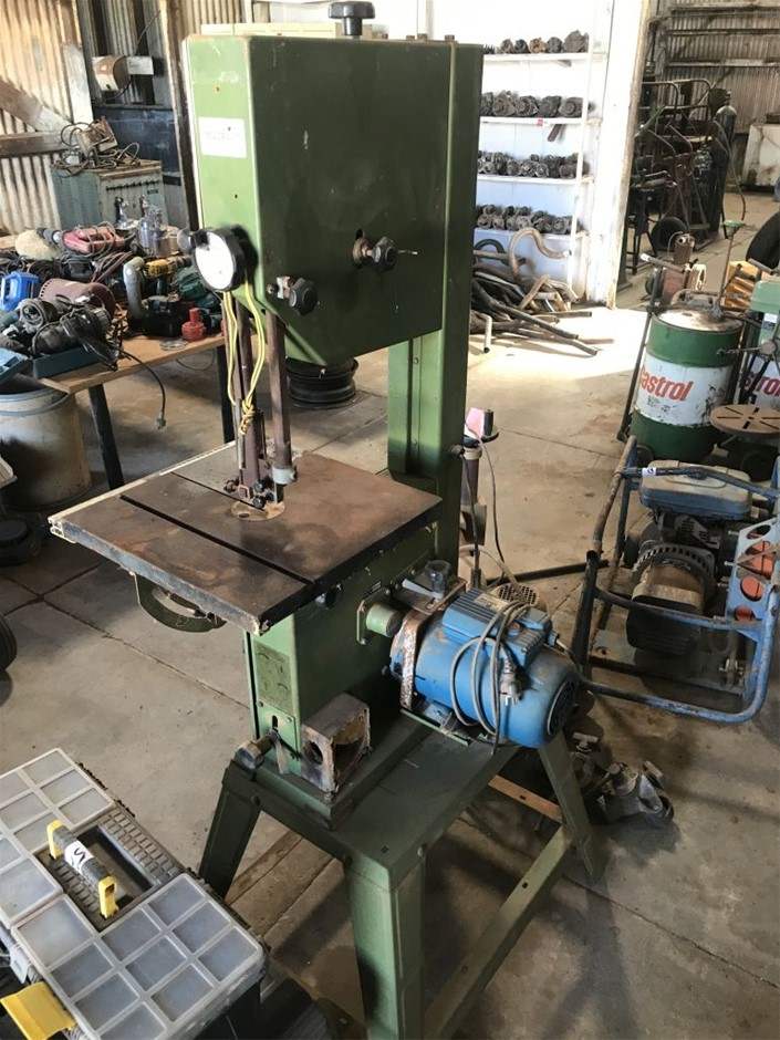 Band Saw, Macraft - timber (265702-51)