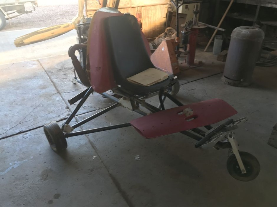 Gyrocopter, Air Command, With 532 Rotox Motor, 3 blade propeler (265702-75)