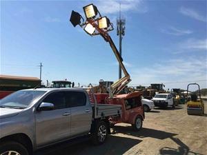 2010 JLG 6308ANS ll Lighting Tower