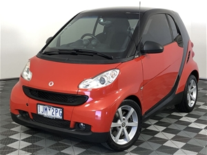 2008 Smart FORTWO COUPE C451 Coupe