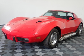 1977 Chevrolet Corvette Manual Coupe