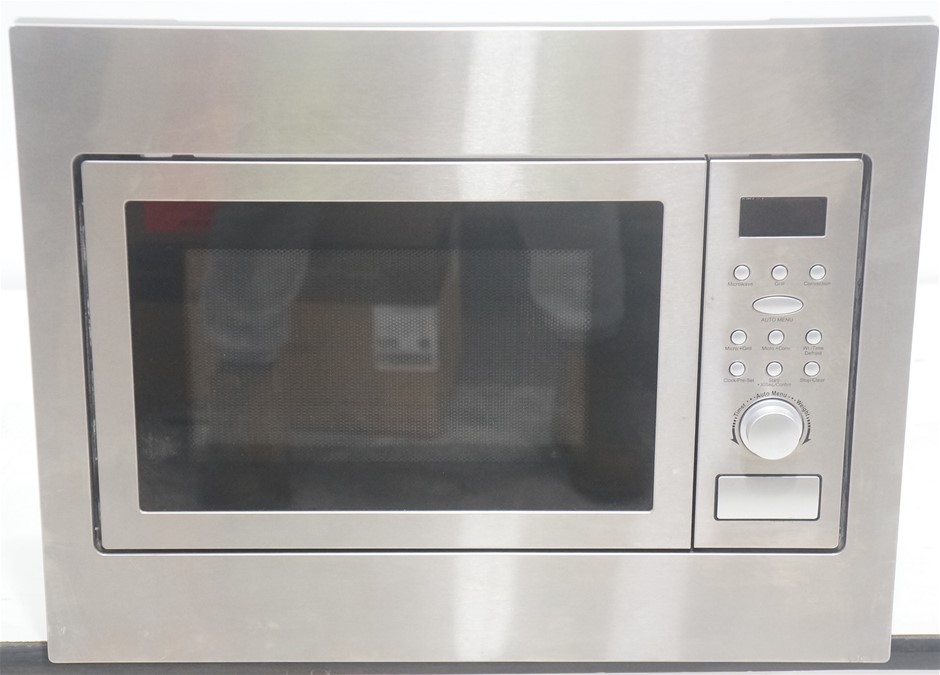 Fisher & Paykel 25L Stainless Steel Built-in Microwave (OM25BLCX1)