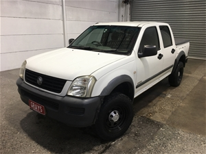 2003 Holden Rodeo LX RA Automatic Dual C