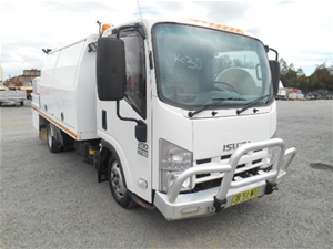 2012 Isuzu NLR 200 Medium Sitec 150 Seri