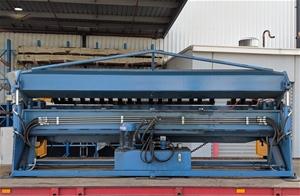 Steel Master Folding Machine