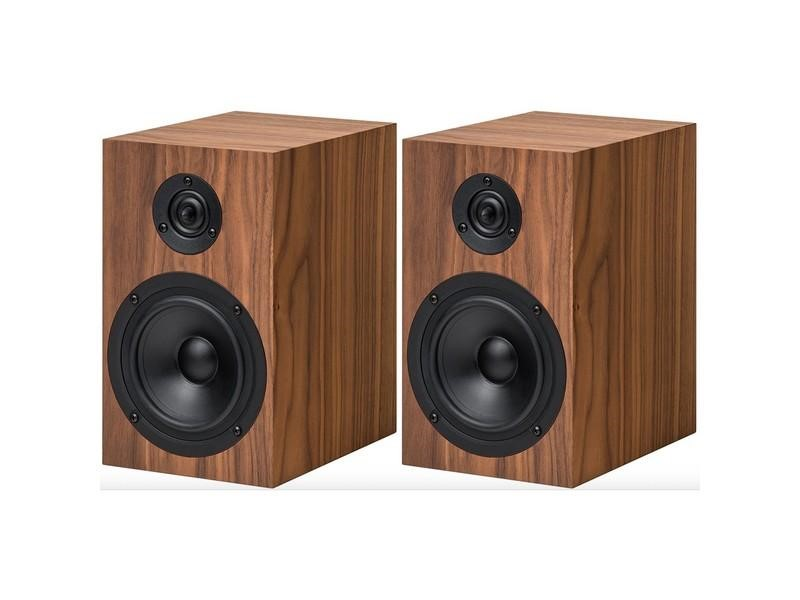 Pro-Ject Speaker Box 5 DS2 Compact 2-Way Monitor Speakers (Walnut) (Pair)