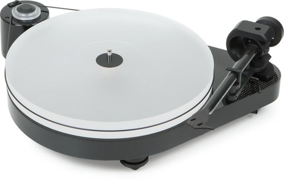 Pro-Ject RPM 5 Carbon (DC) - No Cartridge - Piano Black