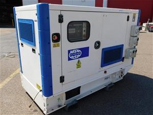 2012 FG Wilson P50-1 Generator