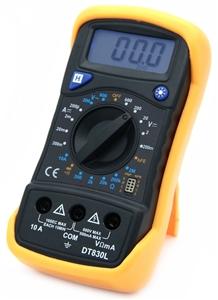 DT830L LCD Electricians Digital Multimet