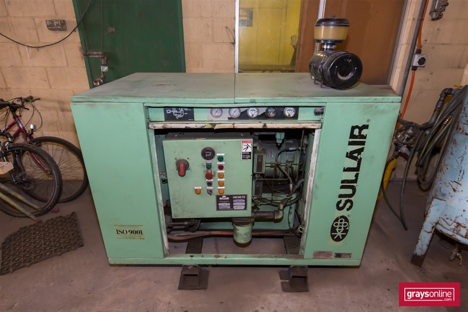 Sullair LS-10 Packaged Air Compressor