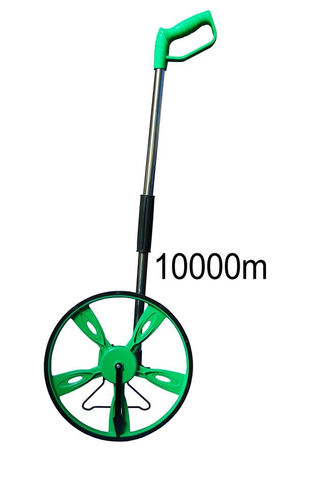 Distance Measuring Wheel Roller 10Km