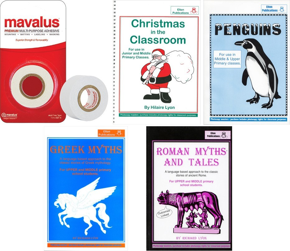 Early Learning, Aboriginal Reconciliation and Maths Teacher Books