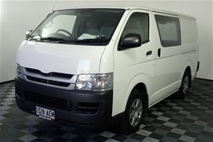 2009 Toyota Hiace LWB Automatic Van