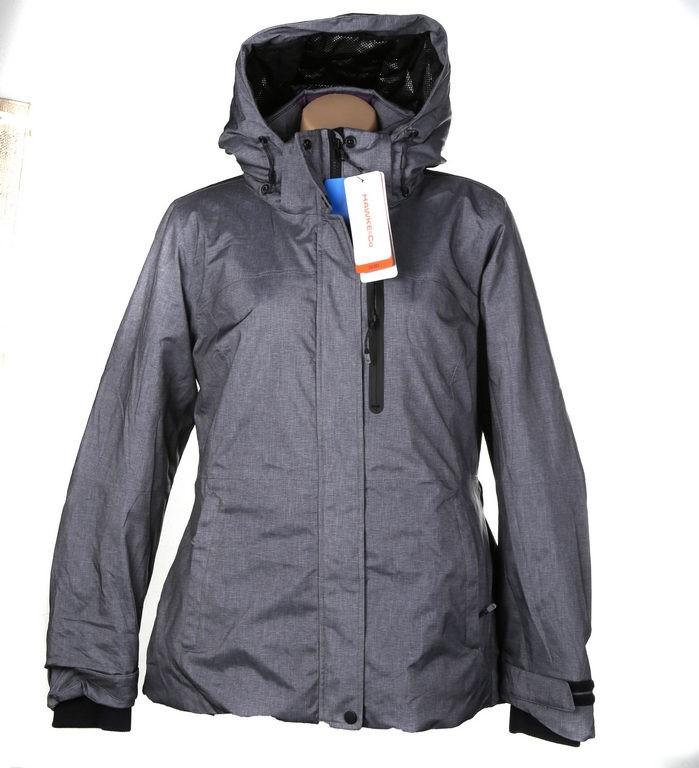HAWKE & CO Women`s ``The Madison`` Ultimate Ski Jacket, Size M, W/Reflectiv
