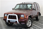 Unreserved 2000 Jeep Cherokee Classic (4x4) XJ
