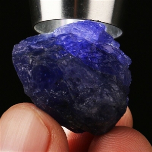 65.2Ct Rare Huge Blue Tanzanite Gem Crys