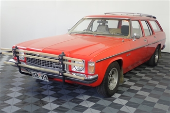 1979 Holden HZ Kingswood 3.3L Automatic Wagon