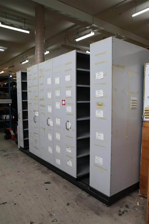 Unbranded Compactus Unit