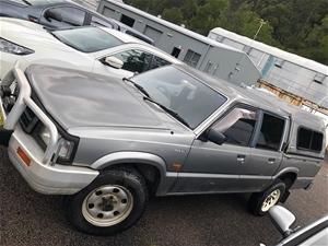 1997 Mazda Bravo B2600 4x4 Dual Cab Util