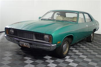 1976 Ford XC Falcon 500 Manual Sedan