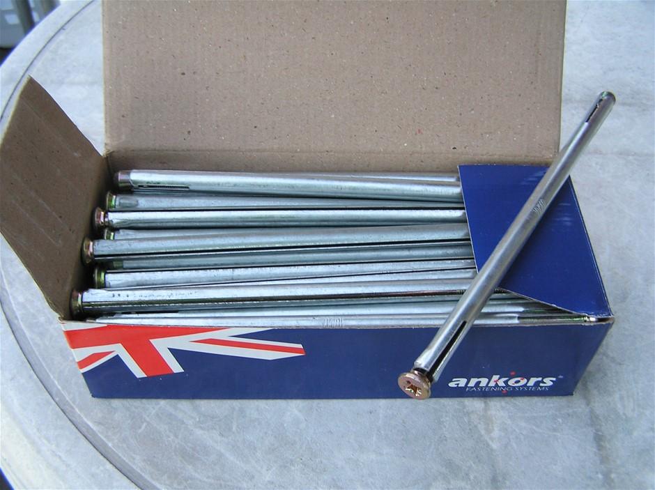 Carton of Metal Frame Anchor