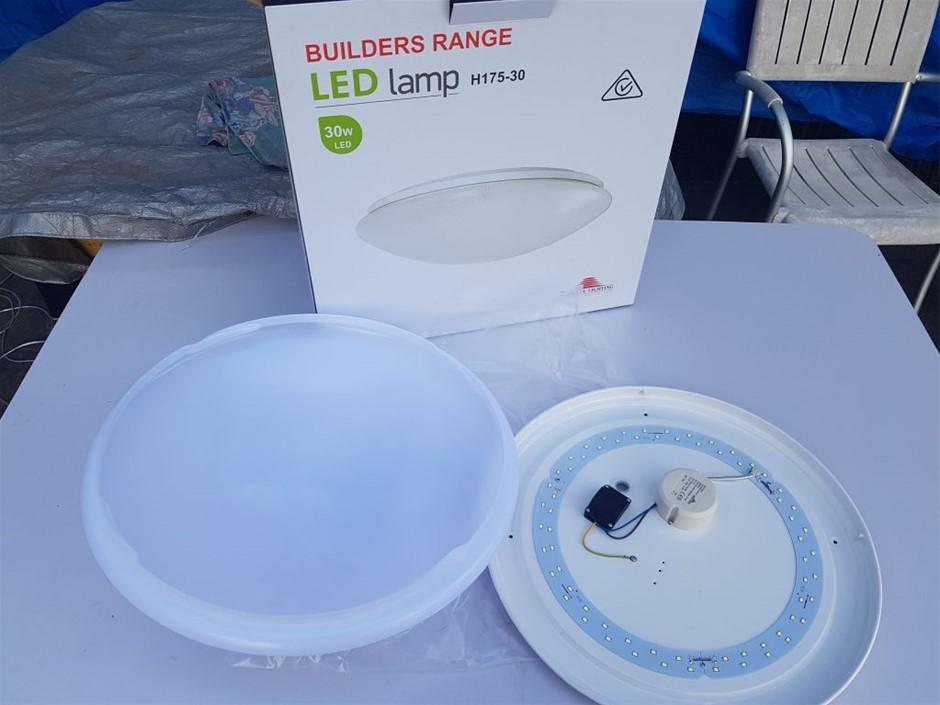 Box of LED Ceiling light , H175-30 , 6000K
