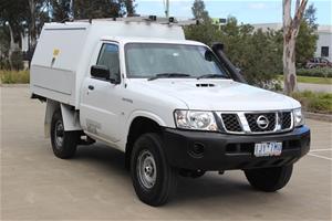 2011 Nissan Patrol GU 6 Turbo Diesel 4WD