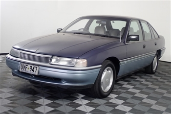 Unreserved 1989 Holden Commodore VN Calais Sedan