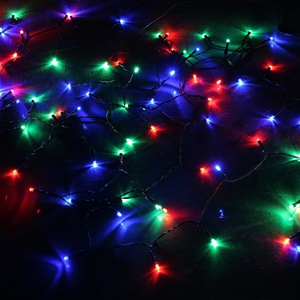 300 LED solar String lights RGB