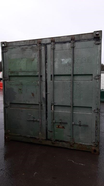 6.0m x 2.4m Container - Chalmers