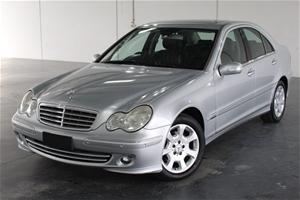 2005 Mercedes Benz C180 Elegance W203 Au