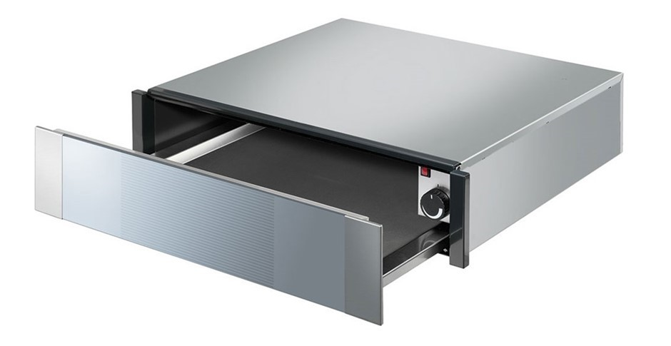 Smeg Linear Warming Drawer - Silver (CTPA1015S)