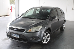 2009 Ford Focus LX LV Automatic Hatchbac