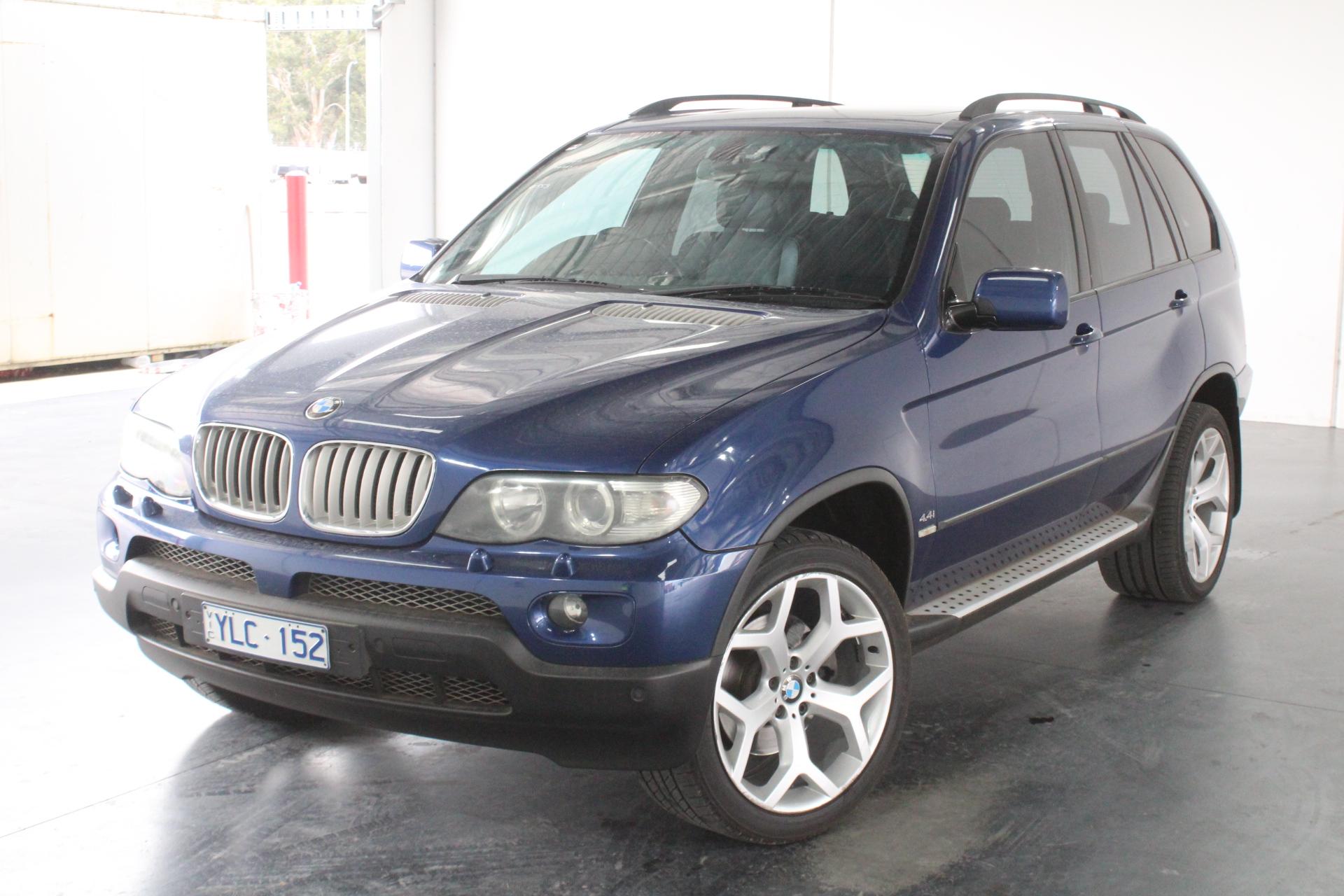 2005 BMW X5 4.4i E53 Automatic Wagon