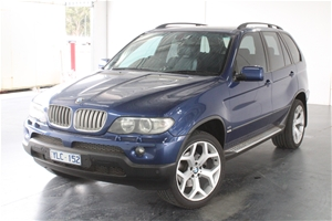 2005 BMW X5 4.4i E53 Automatic Wagon
