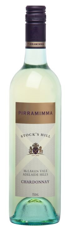 Pirramimma Stocks Hill Chardonnay 2016 (12 x 750mL) SA