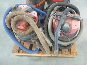Kerrik Roky 115 2x Vacuum Cleaners