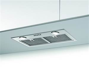 Smeg 52cm Stainless Steel Undermount Rangehood. Model - P591