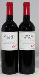 Penfolds `St Henri` Shiraz 2004 (2x 750ml), Barossa Valley. Cork