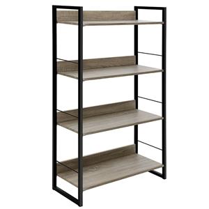 Artiss Book Shelf Display Shelves Corner