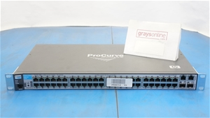 HP ProCurve 2510-48 48-Port Switch J9020