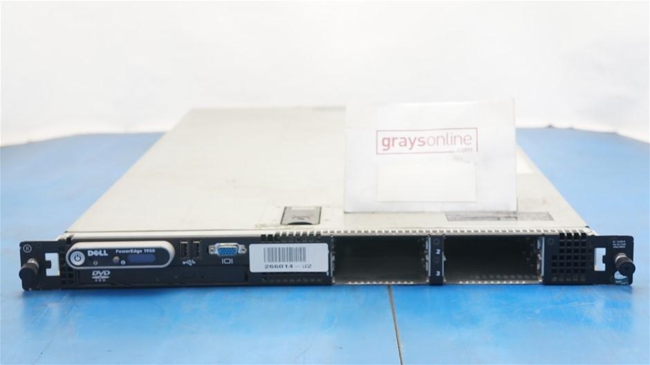 Dell PowerEdge 1950 Rackmount Server