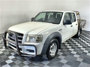 2007 Ford Ranger XL T/Diesel Auto Dual C