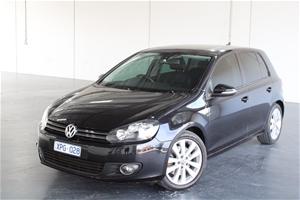 2010 Volkswagen Golf 118TSI Comfortline